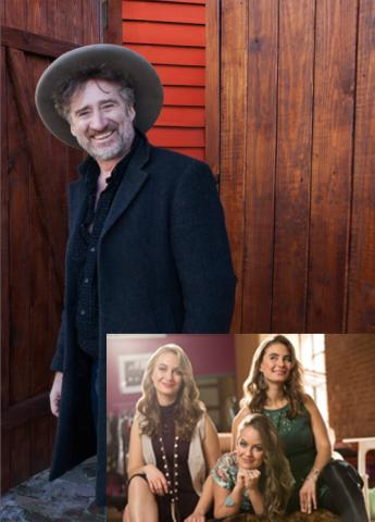 Jon Cleary and the Quebe Sisters
